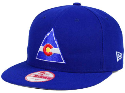 Colorado Rockies snapback