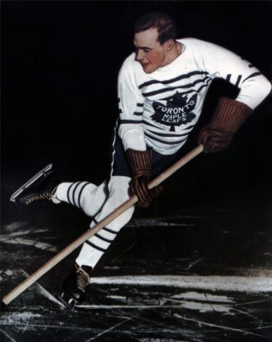 Charlie Conacher, Toronto Maple Leafs