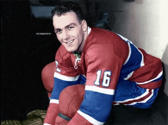 Henri Richard, Montreal Canadiens