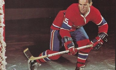 50 Years Ago in Hockey: Habs Romp Past Rangers