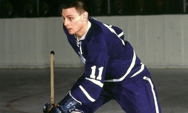 50 Years Ago in Hockey: Leafs Trounce Bruins, Unbeaten in Ten