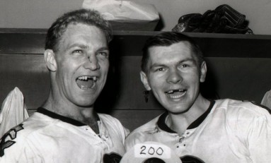 Today in Hockey History: Sept. 22