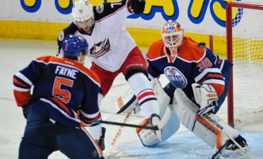 Mark Fayne, Eric Gryba and the Edmonton Oilers
