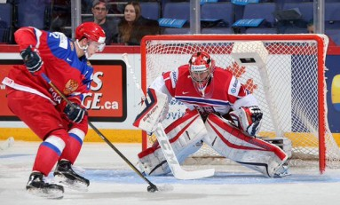 Vitek Vanecek Makes Czech Republic a Contender at 2016 WJC