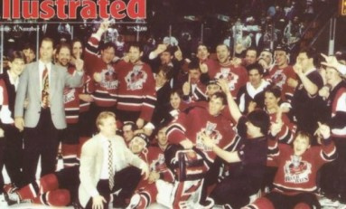 AHL Albany Celebrating The 90s
