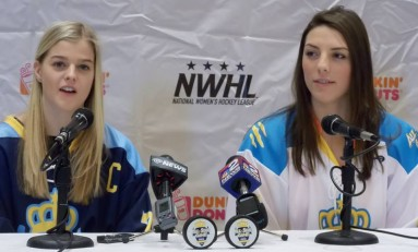 NWHL Provides Memorable All-Star Game