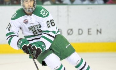 Frozen Four: Fighting Hawks vs. Pioneers