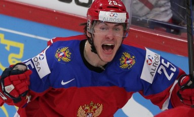 Interview with Kings prospect Alexander Dergachyov