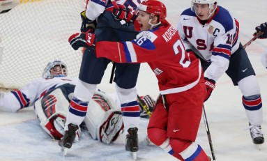 Maple Leafs Sign Korshkov: Solution or Unknown?