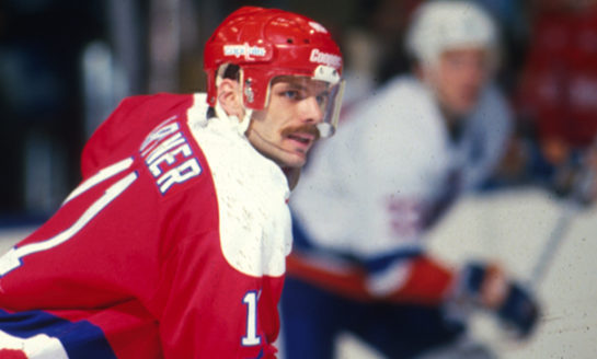 Washington Capitals' 50-Goal Scorers