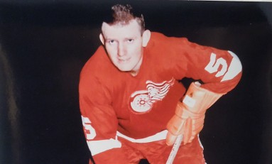 50 Years Ago in Hockey: Wings Lose Game, Doug Barkley