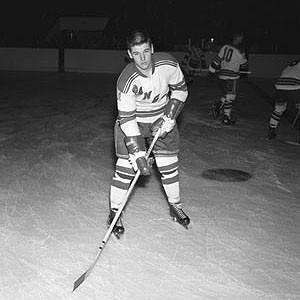 Rod Gilbert, Rangers