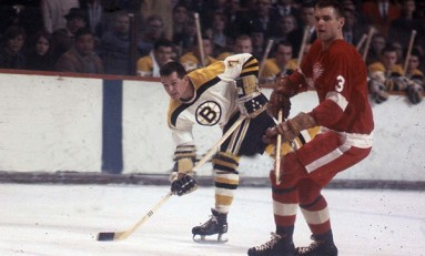 50 Years Ago in Hockey: Bruins Pit Martin Scores Four Goals