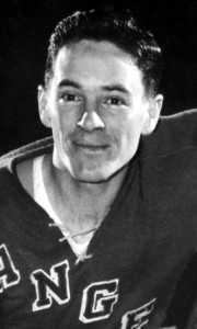 Jackie McLeod in his Ranger days.