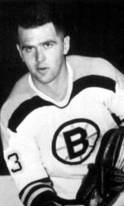 Harry Sinden, is the new coach of the Boston Bruins.