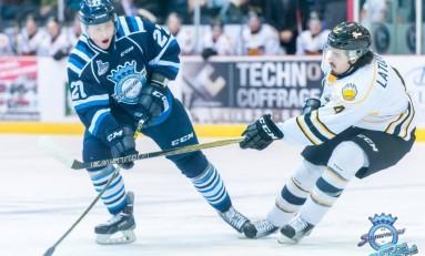 Dmitry Zhukenov Progressing In The QMJHL