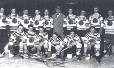 Blackhawks Won 1938 Stanley Cup With David Ayres-Like Goalie