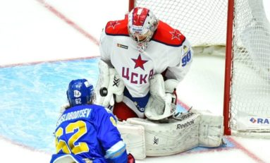 Islanders Sign and Extend KHL Star Ilya Sorokin