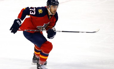 Panthers: Pirri Injured, Barkov to IR, McKegg Recalled