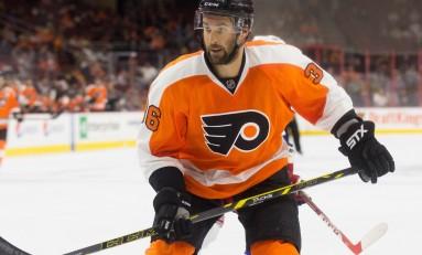 Flyers Extend Colin McDonald