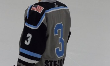 Steadman Scores Way to NWHL Player of the Week