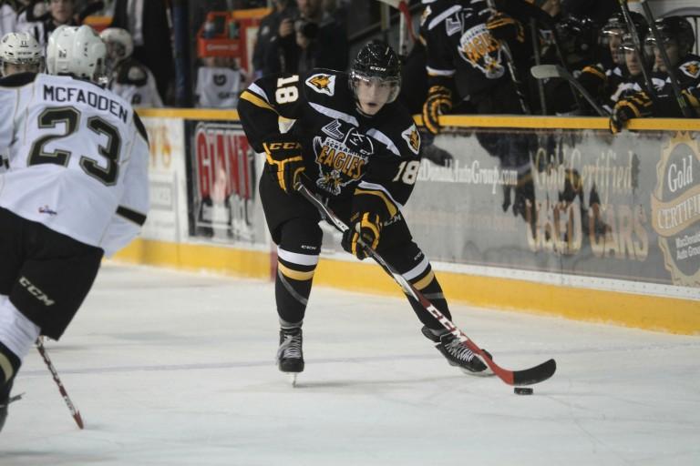 Pierre-Luc Dubois, Cape Breton Screaming Eagles, WHL, Team Canada, World Junior Championship
