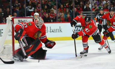 Recap: Blackhawks Finally Beat Hurricanes