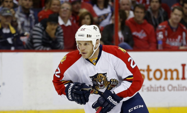 Shawn Thornton Gets Extension From Panthers