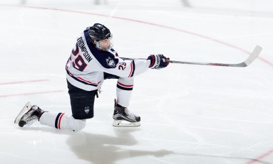 UConn's Tage Thompson Upping Production