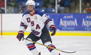 Trent Frederic – The Next Ones: NHL 2016 Draft Prospect Profile