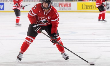 Tyson Jost Excited About Joining UND
