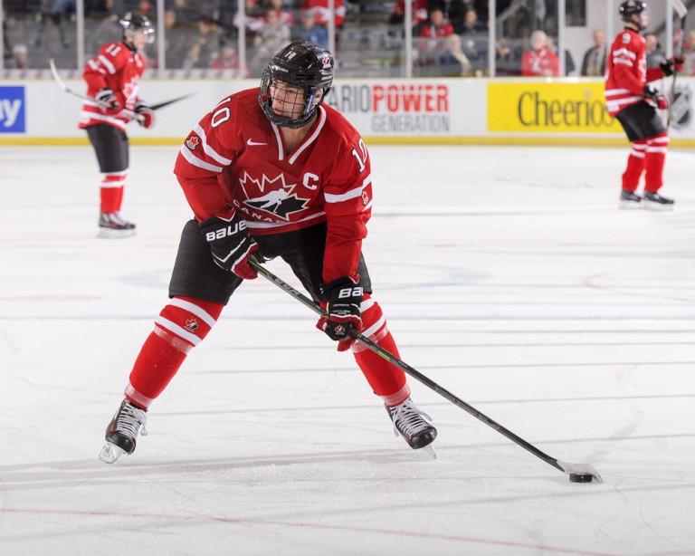 Tyson Jost, Team Canada, World Junior Hockey Championship
