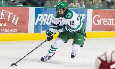 UND's Top Players Ready for the Stretch Run