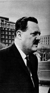 Privy Council President Guy Favreau.