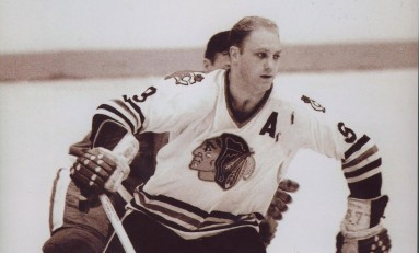 50 Years Ago in Hockey: Hawks Edge Rangers; Hull Nets 43rd, 44th