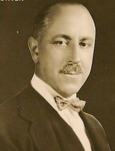 Major Frederic McLaughlin
