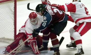 Avalanche vs. Red Wings: Reliving the Great Rivalry