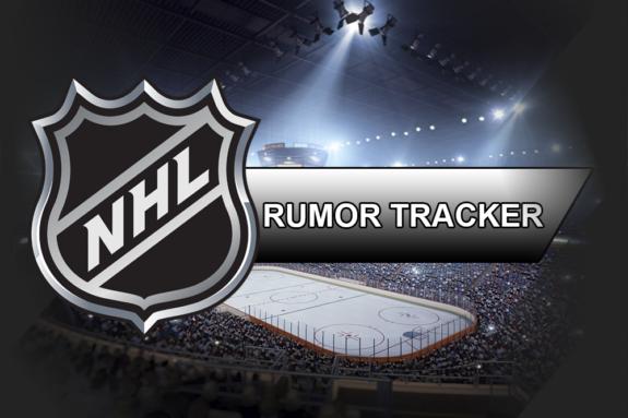 Columbus Blue Jackets trade rumors.