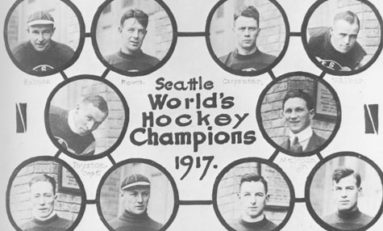 The 1917 Metropolitans: Seattle's First Stanley Cup Champions