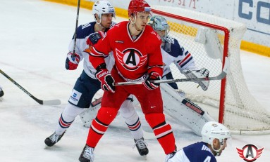 Nikita Tryamkin Comfortable at Home in the KHL