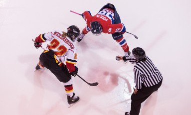 Calgary and Montreal Set To Clash At CWHL Clarkson Cup