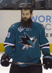 Brent Burns (Photo credit Zeke/THW)