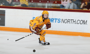 Amanda Kessel Talks NWHL and Why She Chose the Riveters