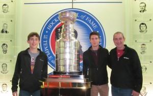 Seeing the Cup in Toronto was an all-time highlight