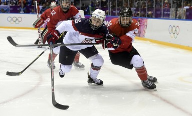 Kendall Coyne is Third Gold Medalist to Sign with Whitecaps