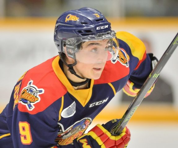 Kyle Maksimovich, OHL, Erie Otters