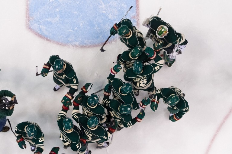 Minnesota Wild 2016-17 preseason schedule