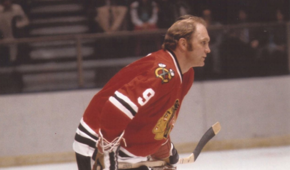Bobby Hull, Chicago Black Hawks
