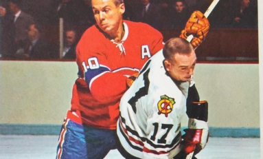 50 Years Ago in Hockey: Hawks Near First, Dump Habs