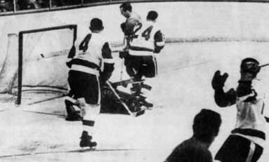50 Years Ago in Hockey: Late Goals Power Wings Past Habs